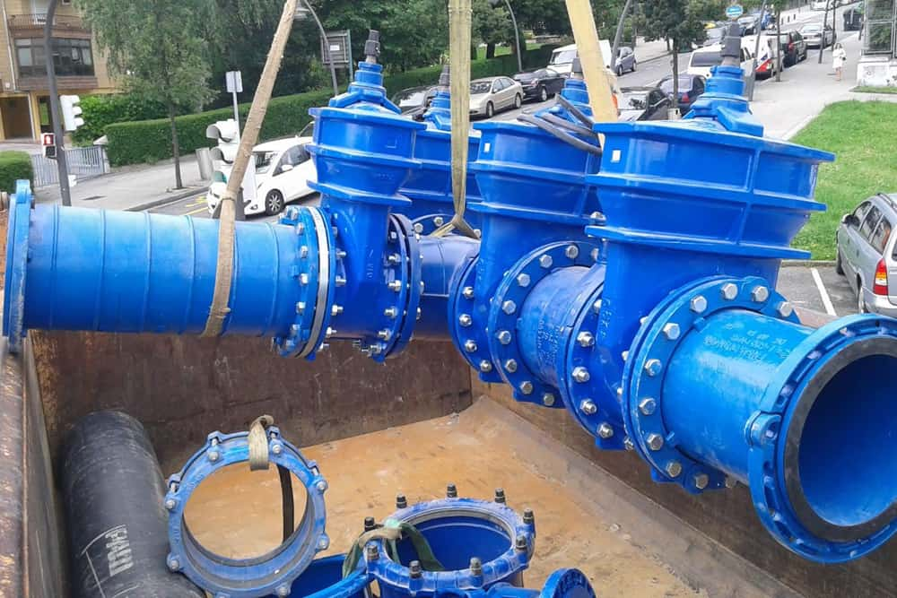 Fhimasa mantiene redes de agua para el ayuntamiento de Barakaldo