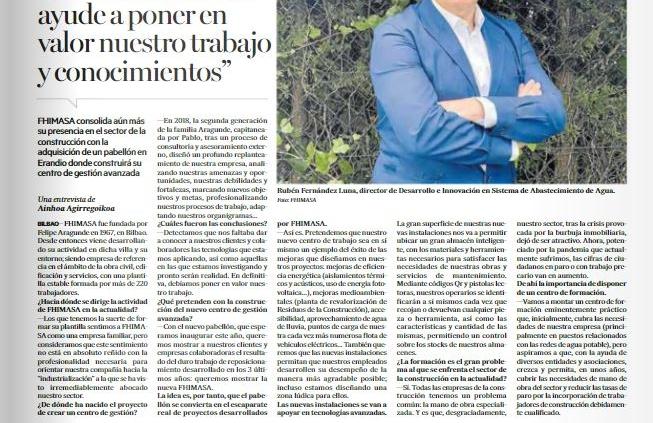 Entrevista Rubén Fernández